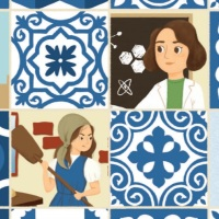 Dois livros ilustrados contam a vida de portuguesas pioneiras e extraordinárias