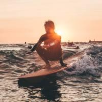 Festival de surf atrai pessoas de todo o mundo à Figueira da Foz