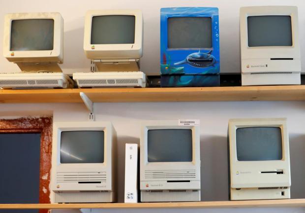 Macintosh SE Foto: REUTERS/Leonhard Foeger