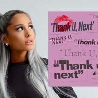 """""""thank u, next"""" de Ariana Grande já é número 1 em Portugal"""