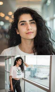 Shayma, do Kuwait. Foto: Mustafa Çankaya