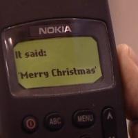 """""""Merry Christmas"""": A primeira mensagem escrita faz 26 anos"""