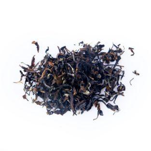 Folhas chá Oolong