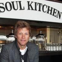 Bon Jovi abriu dois restaurantes onde qualquer um pode comer de graça
